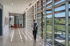 SUNY Brockport Liberal Arts Building